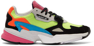 adidas Multicolor Falcon 90s Low Top Sneaker