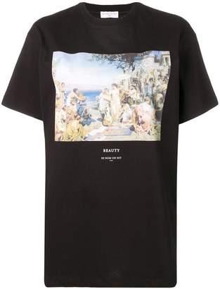 Ih Nom Uh Nit Beauty print T-shirt