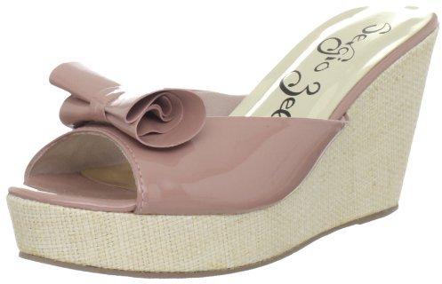 Sergio Zelcer Women's Chick Wedge Sandal