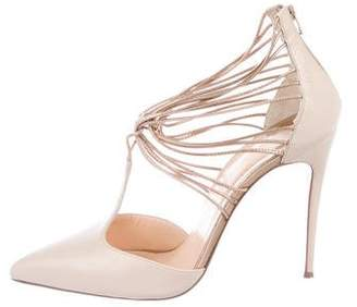 Christian Louboutin Confusa Strappy 100 Pumps