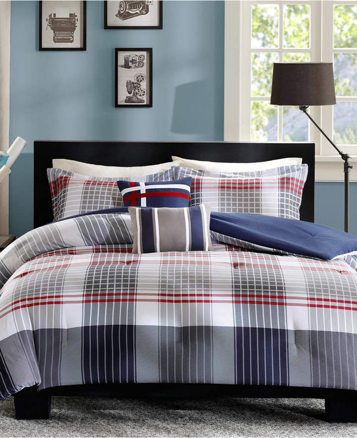 Intelligent Design Caleb 4-Pc. Twin/Twin Xl Comforter Set Bedding