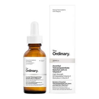 The Ordinary Ascorbyl Tetraisopalmitate Solution 20% in Vitamin F