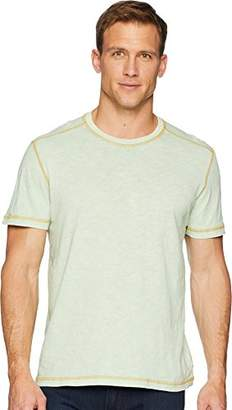 Agave Mens Snapper Rock Short Sleeve Crew Neck