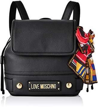 Love Moschino Women's Grain Pu Backpack Handbag