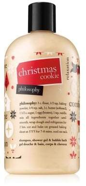 philosophy Christmas Cookie Shampoo, Bath and Shower Gel
