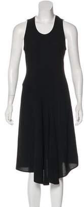 Barbara Bui Sleeveless Midi Dress