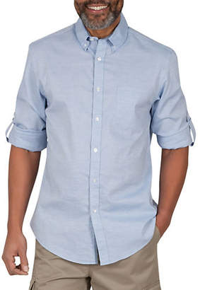 Haggar HERITAGE Summer Cotton Sport Shirt