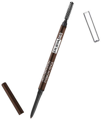 Pupa High Definition Eyebrow Pencil High-Precision Automatic Eyebrow Pencil - Brown