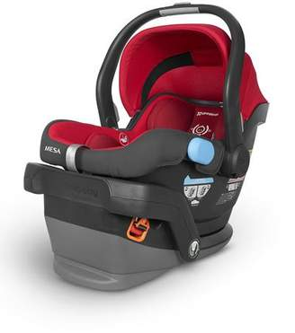 UPPAbaby MESATM Infant Car Seat w/ Base, Denny (Red)