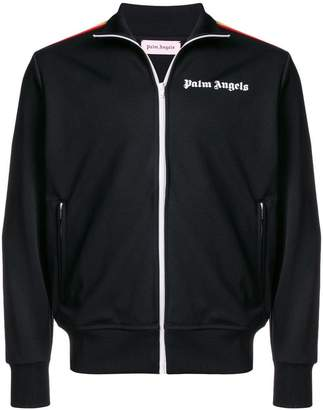 Palm Angels high neck track jacket