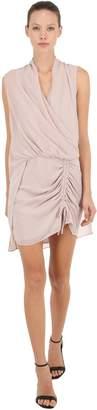 AllSaints Cathea Georgette Dress