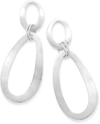 Ippolita 925 Cherish Extra Large Snowman Earrings