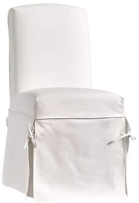 Pottery Barn Teen Slipcover Desk Chair, White Slipcover + Insert