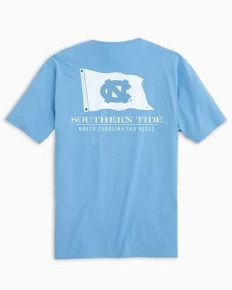 Southern Tide Gameday Nautical Flags T-shirt - University of North Carolina at Chapel Hill