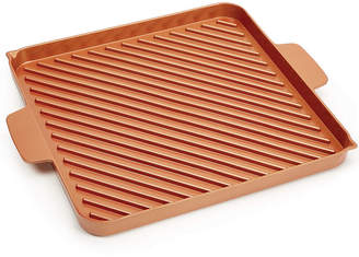 Impulse As Seen on TV Copper Chef Non-Stick Grill Pan