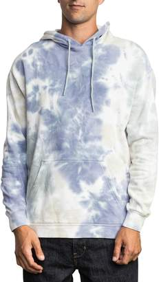RVCA Spatter Dyed Pullover Hoodie