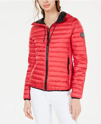 Superdry Hooded Puffer Jacket