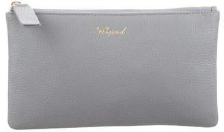 Chopard Pebbled Leather Pouch