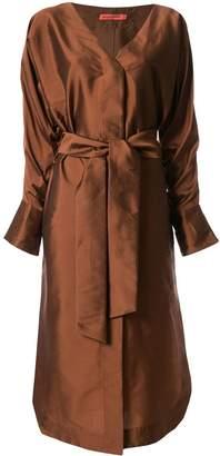 Manning Cartell tie waist midi dress