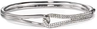 Kate Spade Get Connected Pave Loop Bangle