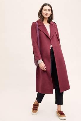 Selected Tana Melange Coat