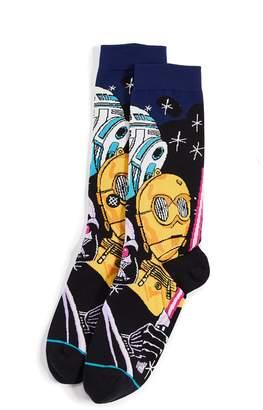 Stance Warped R2-D2 Socks