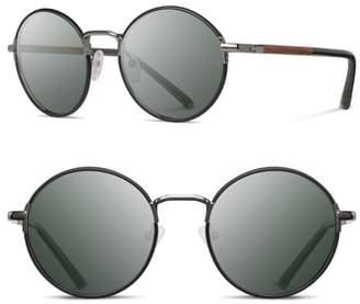Shwood Hawthorne 50mm Acetate Sunglasses