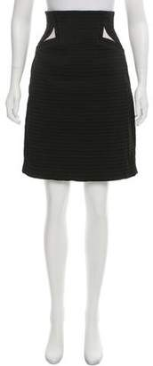 Zac Posen Knee-Length Pencil Skirt