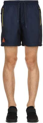 Woven Ripstop Shorts