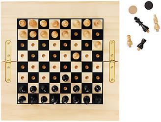 John Lewis Chess & Draughts Travel Game