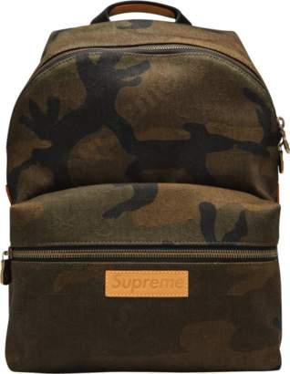 Louis Vuitton Apollo Backpack - 'Louis Vuitton X Supreme' - 9Cf