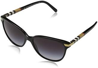 Burberry Women's 0BE4216 30018G 57 Sunglasses