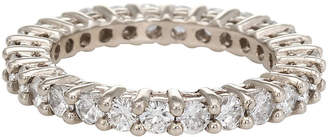 One Kings Lane Vintage 1.89ct Diamond Eternity Ring - Precious & Rare Pieces