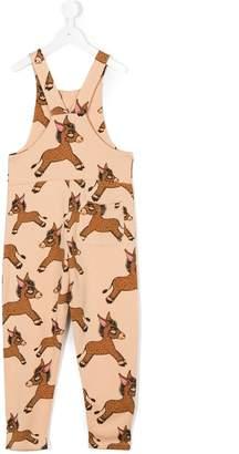 Mini Rodini donkey print jumpsuit