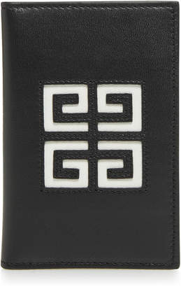 Givenchy Cutout Calfskin Card Case