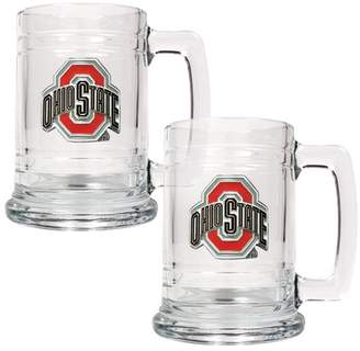 NCAA Kohl's Ohio State Buckeyes 2-pc. Tankard Set