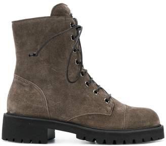 Giuseppe Zanotti Design lace-up boots