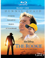 Disney The Rookie - 2-Disc Combo Pack