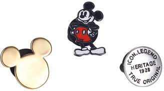Disney Silver Over Brass Pin