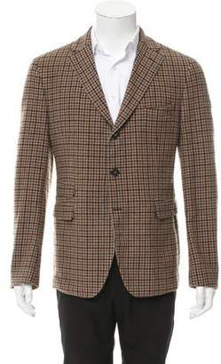 Massimo Alba Virgin Wool Three-Button Blazer w/ Tags