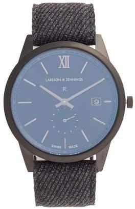Larsson & Jennings X Rochambeau Saxon watch