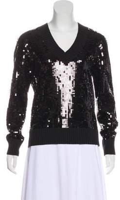MICHAEL Michael Kors Sequin Knit Sweater