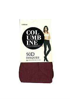 Columbine Opaque Tights 50 Denier