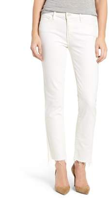 Mother The Rascal Ankle Straight Leg Jeans (Whipping the Cream)