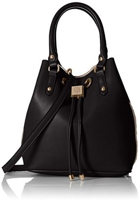 Tommy Hilfiger Hannah Small Drawstring Tote $81 thestylecure.com