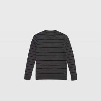 Club Monaco Slub Stripe Knit