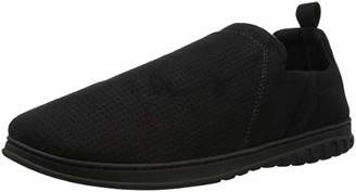Dearfoams Men's Perforated Bootie with Gore Slipper