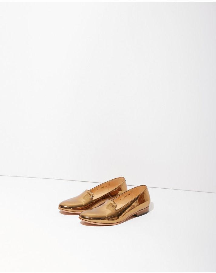 Dieppa Restrepo dandy metallic slipper