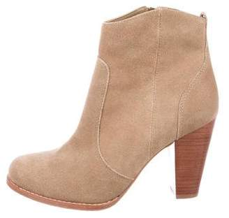 Joie Suede Ankle Boots