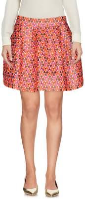 P.A.R.O.S.H. Mini skirts - Item 35307748LJ